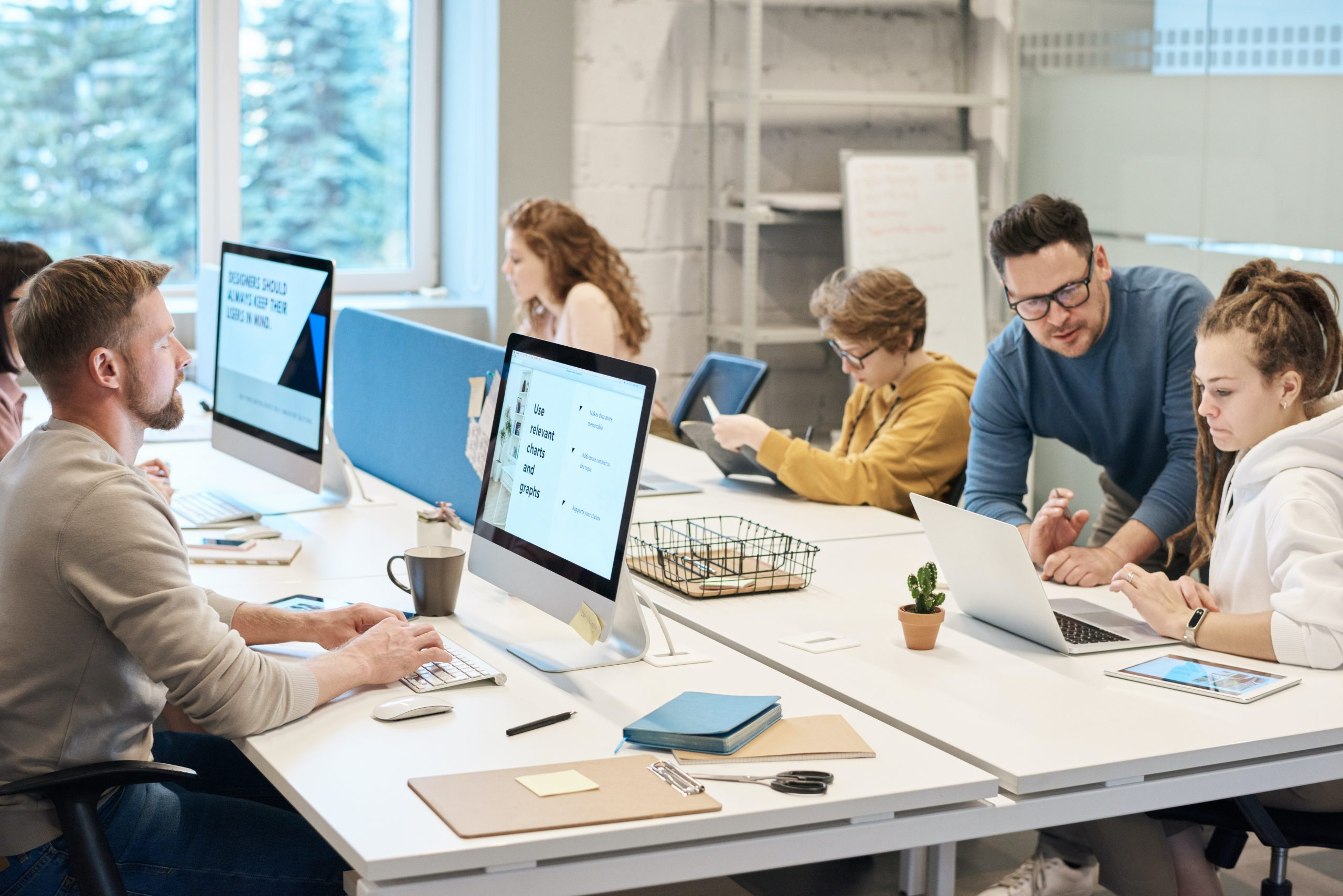 Why a Clean Office Space Matters in 2021