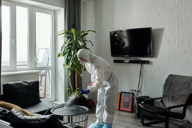 Using Floor Cleaning Machines for Successful Bond Cleaning