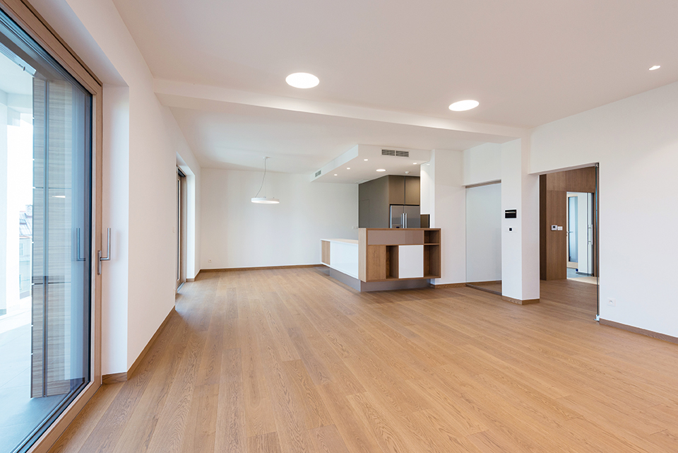 Empty House on Sunshine Coast After Bond Clean
